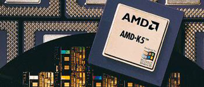 AMD K5 © Advanced Micro Devices