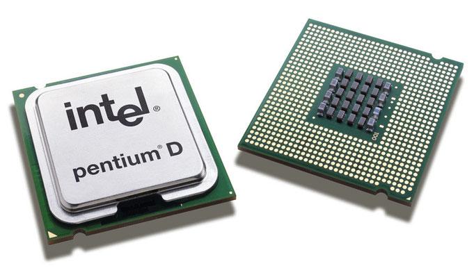 Intel Pentium D © Intel
