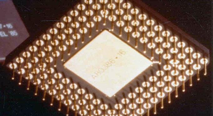 Intel 80386 © Intel