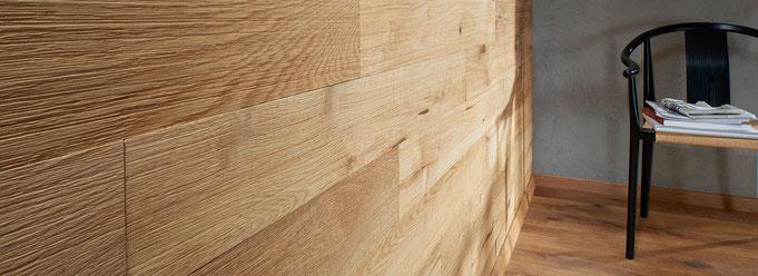 Wandverkleidung HARO Wall - Designholz - S. Fischbacher Living