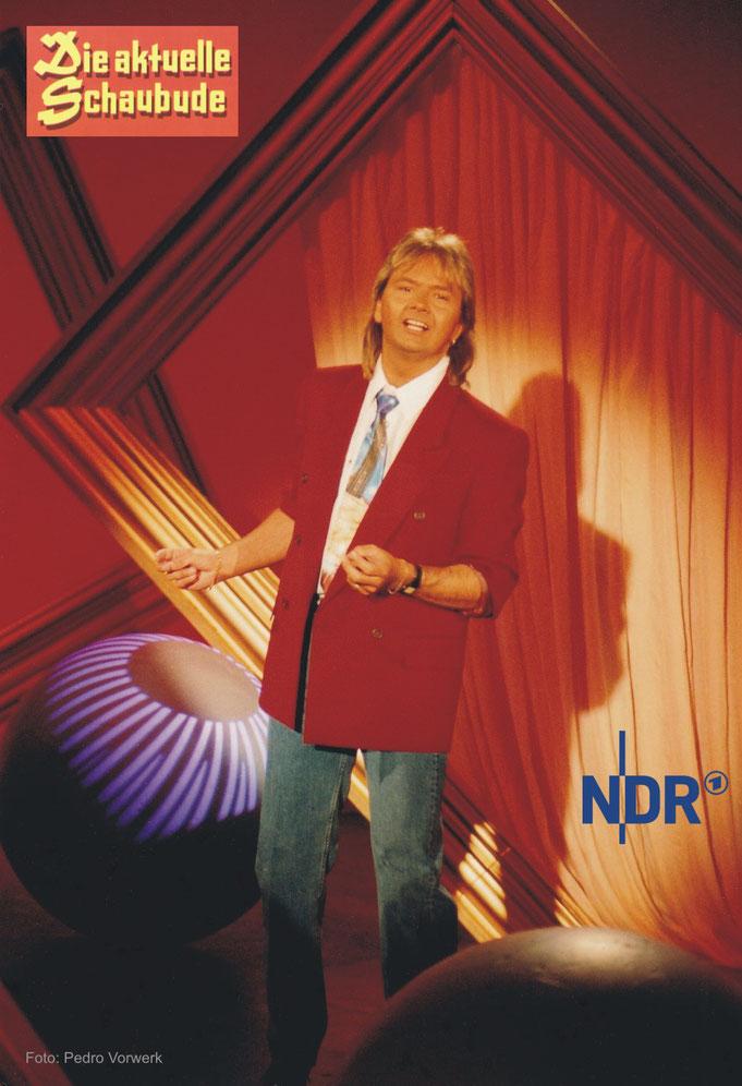 Mit 17 fängt das Leben erst an - Barry Lane 1993 in der Aktuellen Schaubude (NDR Fernsehen)
