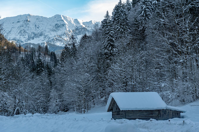 Eis und Schnee, Partnachklamm bei Garmisch-Partenkirchen, pa-foto.com, Peter Adam