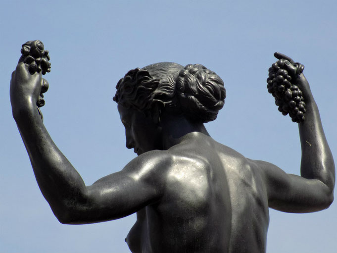 Marienbrunnen Georg Wrba Bild: Susann Wuschko