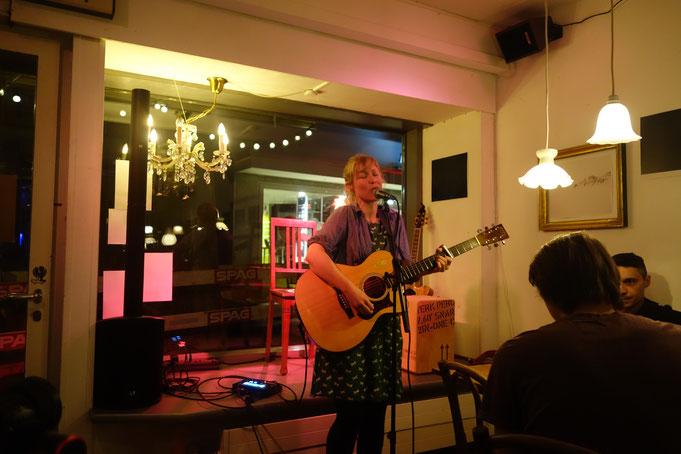Open Stage im Kaffee Kra in Altdorf