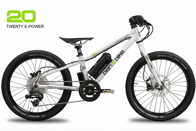 детски електрически велосипед 20 инча