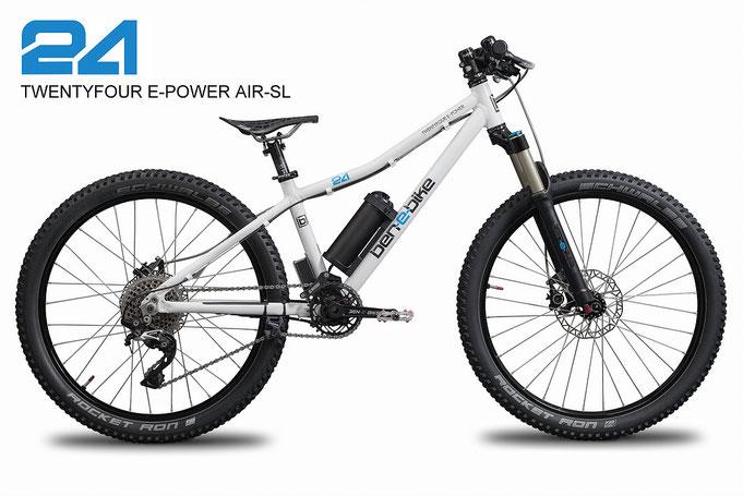 детски електрически велосипед