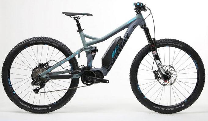 планиски електрическо колело, Conway