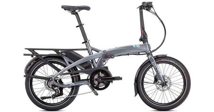 Tern Vektron Foldable Elektric Bicycle