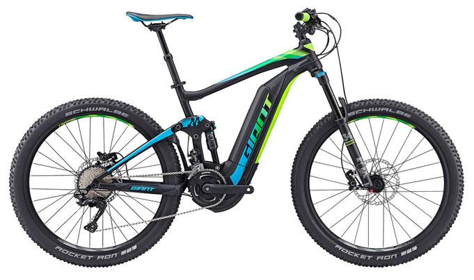 планиски електрически велосипед, Giant