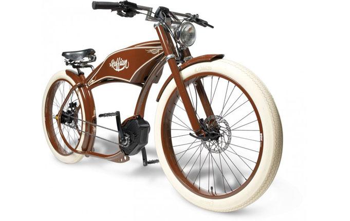 Електрическо колело chopper