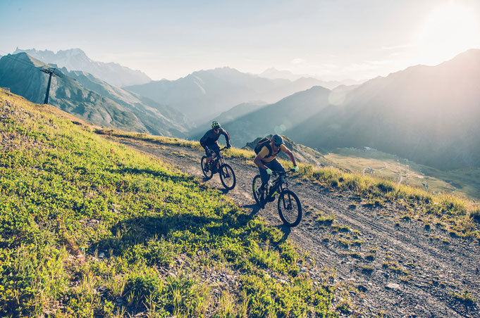 велопоход с електрическо колело
