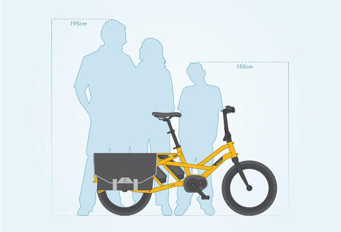 товарен електрически велосипед
