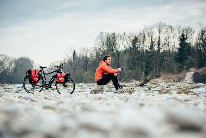 Haibike, електрическо колело, велосипед, велопътешествие