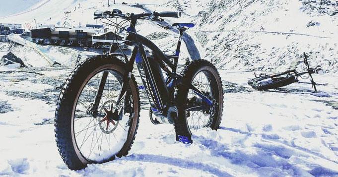 електрически велосипед fatbike