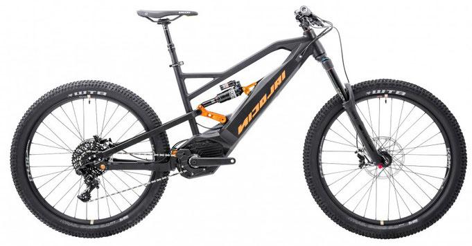 електрически планински велосипед Nicolai