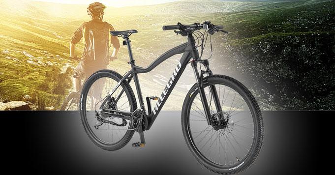 електрическо колело планинско