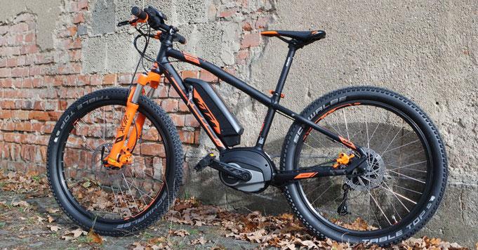 детско електрическо колело, ktm