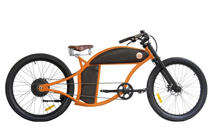 електрически велосипед