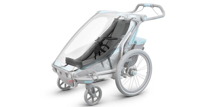 Thule infant ремарке за бебета