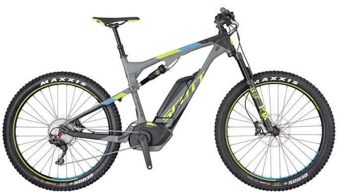 планиски електрически велосипед, Scott