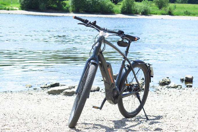 вело маршрут електрически велосипед