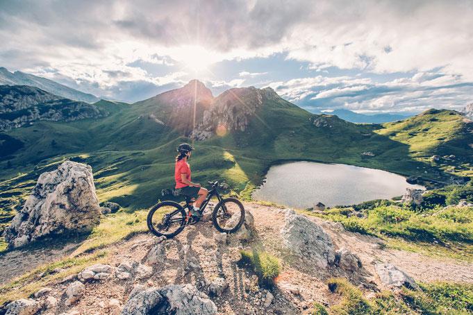 пътешествие с електрическо колело