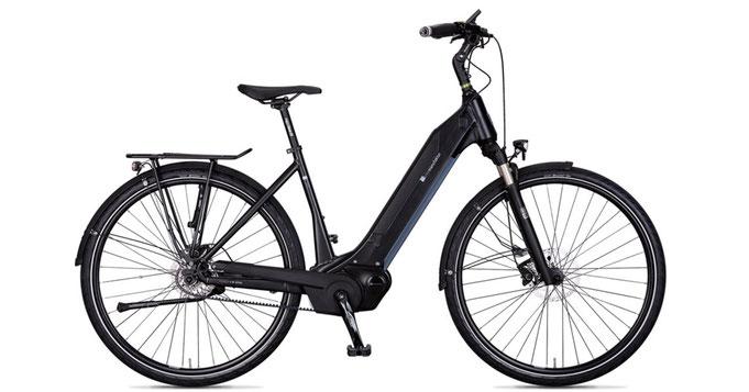 електрически велосипед с двигател Continental
