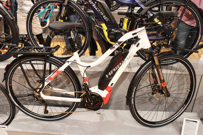 електрическо колело, haibike, 2018