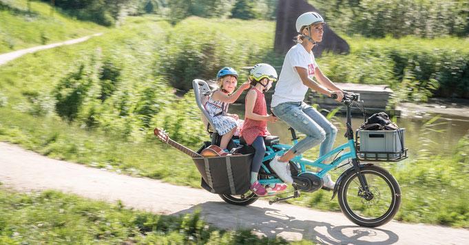 електрически велосипед Tern