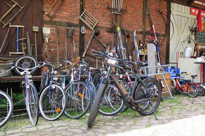 интервю електрически велосипед