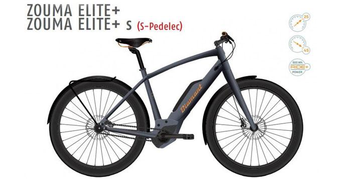Електрическо колело, електрически велосипед, ел. велосипеди, ел. колела,Diamant,Zouma 2017, модел