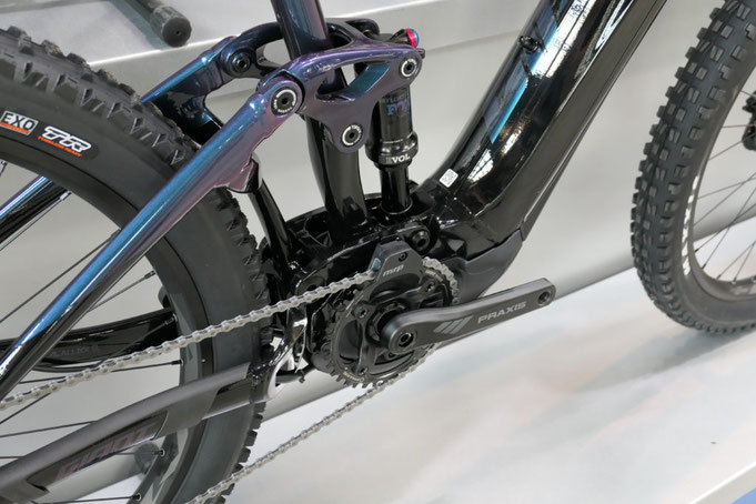 Giant SyncDrive Pro by Yamaha