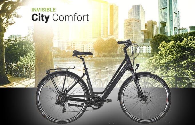 електрическо колело градско