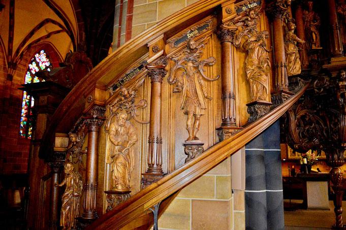 Im St. Petri Dom in Bremen 13