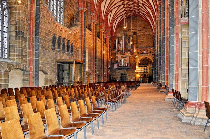 Im St. Petri Dom in Bremen 19
