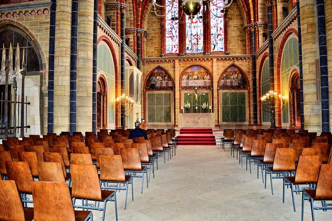 Im St. Petri Dom in Bremen 7