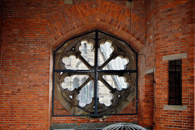 Im St. Petri Dom in Bremen 37