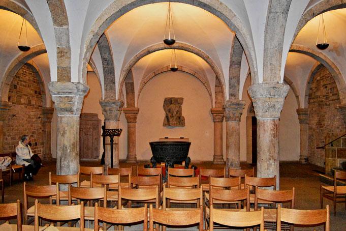 Im St. Petri Dom in Bremen 32