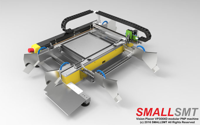 SMALLSMT Vision Placer VP-30XXD open frame