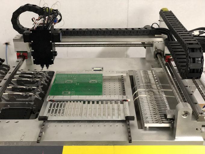 SMALLSMT Bestückungsmaschine Bestückungsautomat
