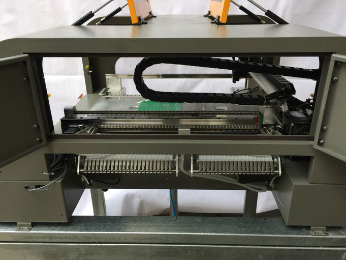 SMALLSMT automatic PNP machine pick and place Bestückungsautomat SMT CL Feeder