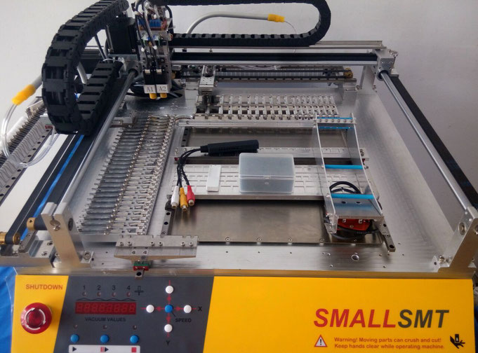 SMALLSMT VP-2500D