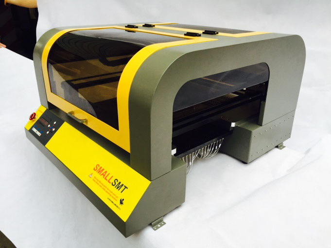 desktop pick and place machine LED mounter Yamaha CL feeder