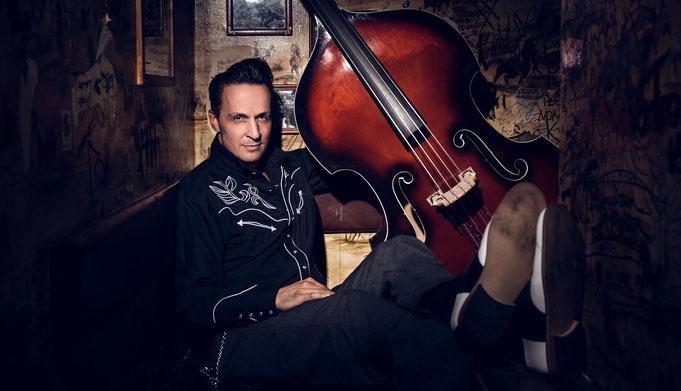 Thias Salhab - Double Bassist, Freiburg Germany