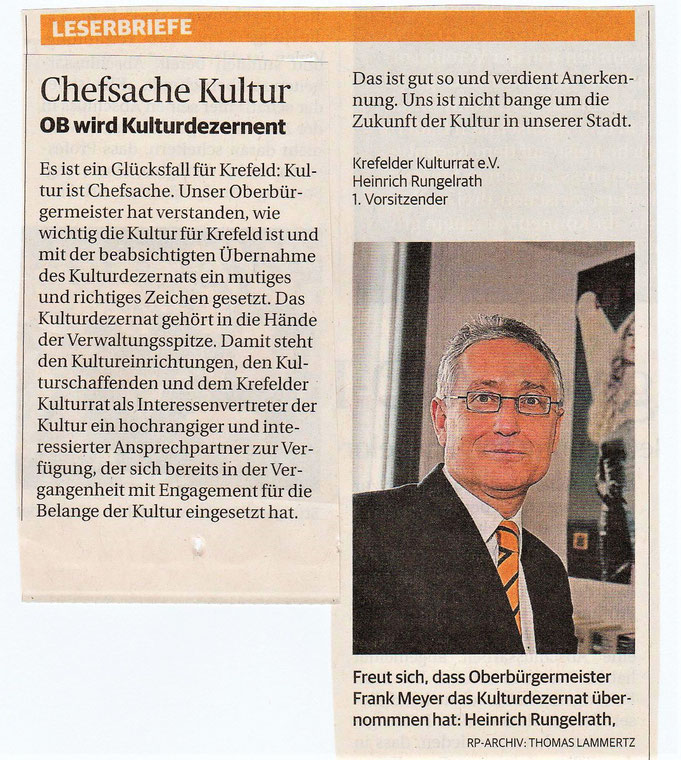Rheinische Post | 18.12.2017