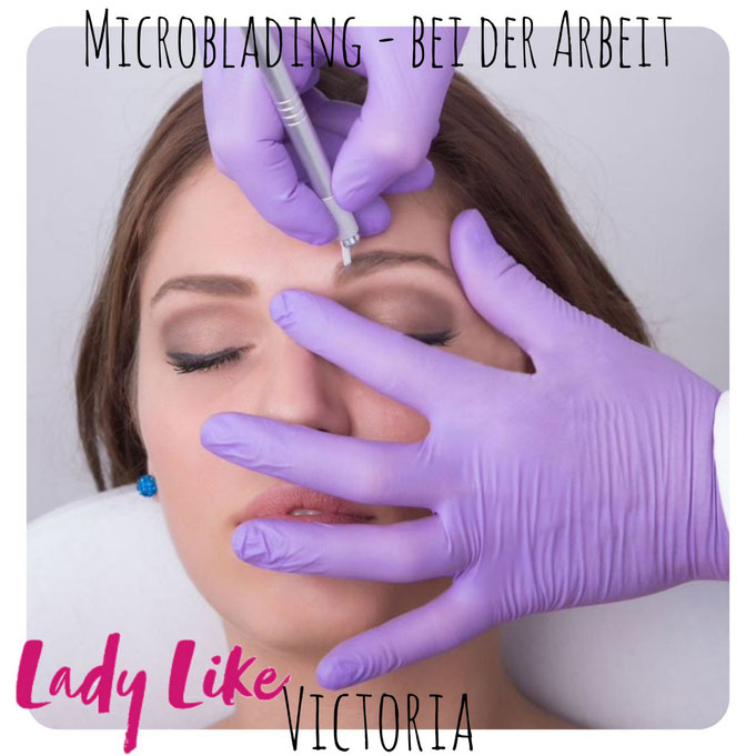 Microblading Wuppertal NRW