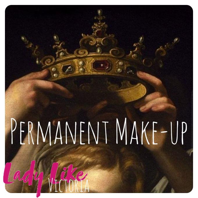 Wie wird ein Permanent make-up gemacht?