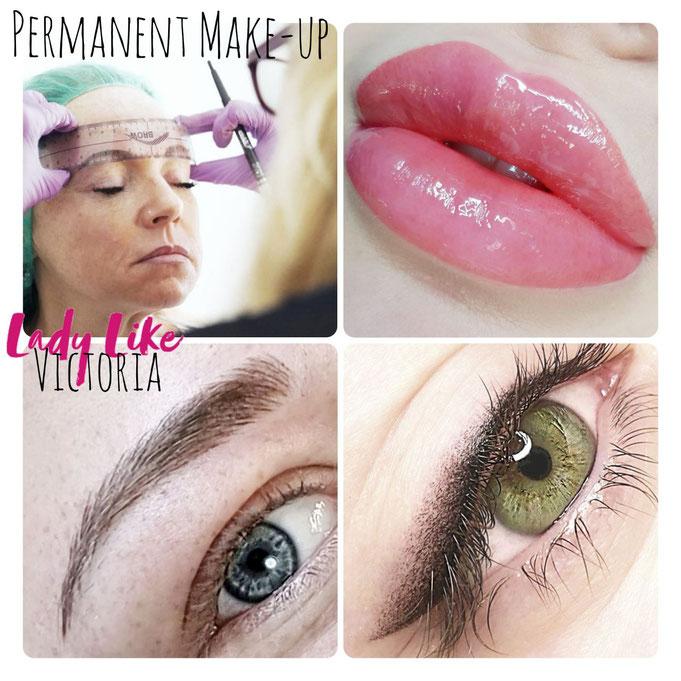 Permanent Make-up für Essen / NRW, Lippen PMU, Lidstrich NRW, Augenbrauen PMU, kostenlose Beratung, bestes Preis-Leistugsverhältnis