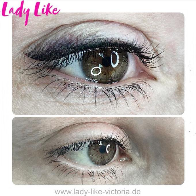 Lidstrich Permanent Make-up Schwelm