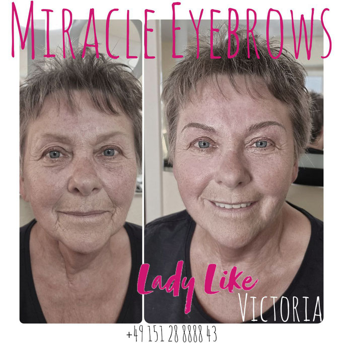 Microblading - Miracle Eyebrowy by LadyLikeVictoria